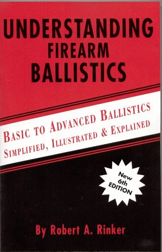 Download Understanding Firearm Ballistics ebook