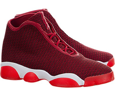 Jordan Horizon Youth US 7 Red Basketball Shoe by Jordan
