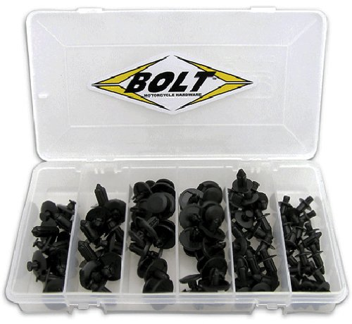 Bolt Motorcycle Hardware (2009-RIVETS) Rivet Assortment