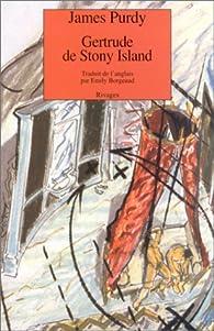 Gertrude de Stony Island par James Purdy