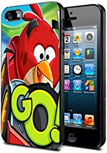 Angry birds Go Game ABgo1 Silicone Case Cover Protection For iPad Air @boonboonmart