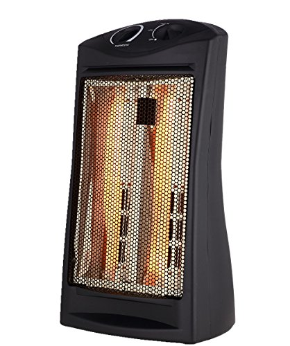 Trustech Infrared Quartz Tower Sun Like Heater Space