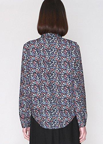 Pepa loves Vega, Camisa para Mujer Multicolor