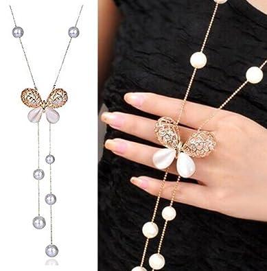 Buy youbella fashion jewellery stylish pendants for girls with youbella fashion jewellery stylish pendants for girls with long chain pendent party western wear necklace for aloadofball Choice Image