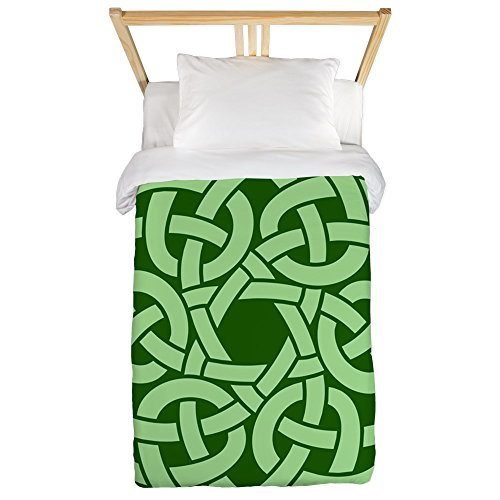 Twin Duvet Cover Celtic Knot Wreath by Royal Lion
