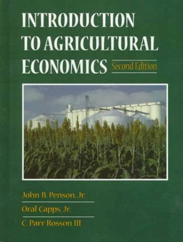 Introduction to Agricultural Economics (2nd Edition)