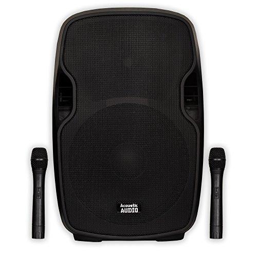 Acoustic Audio by Goldwood AA154UB Active 1400W 15