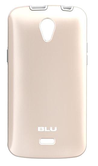 the latest 2ca0c 5bbca BLU Studio X Plus ArmorFlex Case -White/Gold