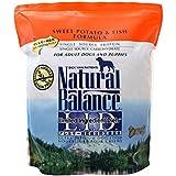 ナチュラルバランス スウィートポテト&フィッシュ (全犬種/全年齢対応) 2.27kg