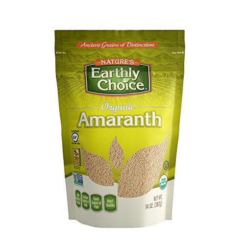 Nature's Earthly Choice Premium Organic Amaranth Grain, 14 Ounce