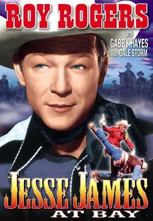 (Jesse James at Bay)
