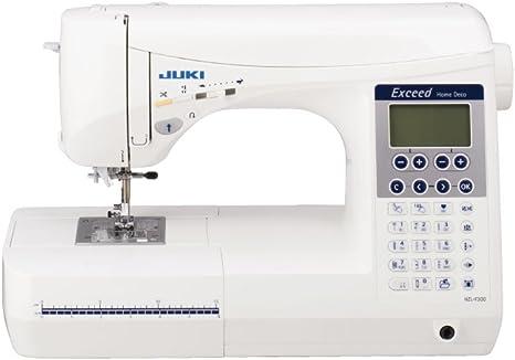JUKI 0189684000176 - Máquina de Coser hzl-f300: Amazon.es: Hogar