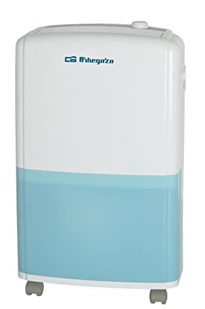 Orbegozo DH 1810 Deshumidificador 18 L, Azul, Color Blanco