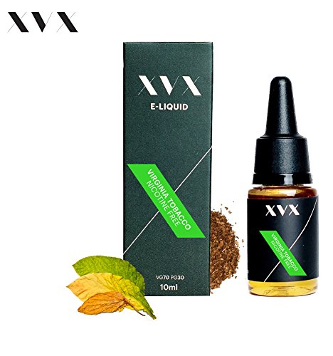 XVX E Liquid \ Virginia Tobacco Flavour \ Electronic Liquid For Vape Pen...