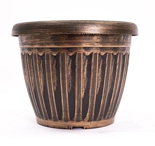 Rustic Flowerpot 10