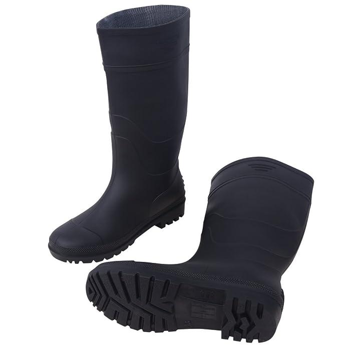 vidaXL Ladies Men Garden Rain Wellies Wellingtons Boots Waterproof Non-slip  Size 39-46: Amazon.co.uk: Shoes & Bags