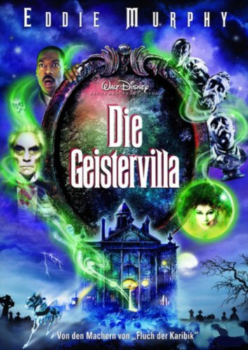Die Geistervilla Film