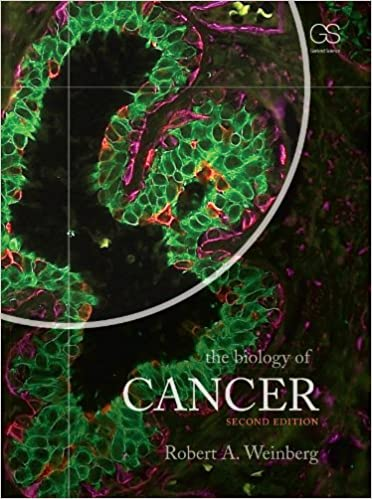 The biology of cancer, second edition 2nd, robert a. Weinberg.