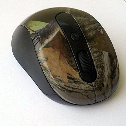Mossy Oak Wireless Mouse  Camo With Scroll Wheel