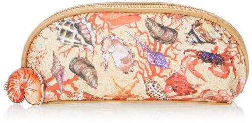 (Sydney Love Seashell Mini Cosmetic Cosmetic Case,Multi,One Size)