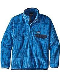Patagonia Mens Lightweight Regular Fit Fleece Jacket