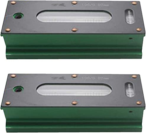 haute précision 0.02mm avec Niveleur de barre de niveau de précision