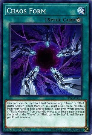 Yugioh Magician Of Chaos Ultra Rare DUPO-EN001 NM 3 AVAILABLE