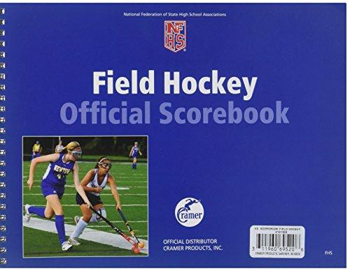 Cramer NFSHSA Scorebooks for Various Sports, Scorebook for Soccer, Volleyball, Baseball, Softball, Basketball, Wrestling, Cross Country, Field Hocking, Swimming & Diving, Track & Field, Score Books
