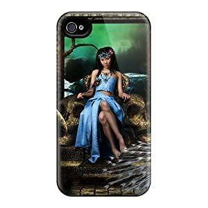 Bernardrmop Case Cover For Iphone 4/4s - Retailer Packaging The Throne Room Protective Case