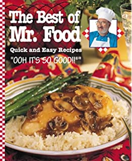 Mr food tv favorites my very best quick and easy tv recipes mr the best of mr food quick and easy recipes forumfinder Images