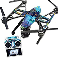 Skin For Yuneec Q500 & Q500+ Drone – Ocean Friends | MightySkins Protective, Durable, and Unique Vinyl Decal wrap cover | Easy To Apply, Remove, and Change Styles | Made in the USA