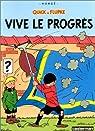 Quick et Flupke, tome 8 : Vive le progrés par Hergé
