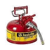 """Justrite 7250120 AccuFlow 5 Gallon, 11.75"""" OD x"""