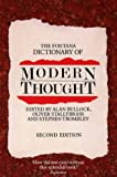 img - for The Fontana Dictionary of Modern Thought book / textbook / text book