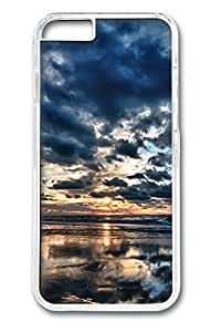 iphone 6 4.7inch Case and Cover Heaven Earth Widescreen PC case Cover for iphone 6 4.7inch transparent