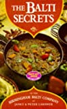Balti Secrets of the Birmingham Balti Company, Janet Lardner, 0572022980