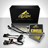 55W Apex H11 ( H8 / H9 ) Xenon Hid Conversion Kit ( 10k 10000k Deep Blue / Dark Blue )