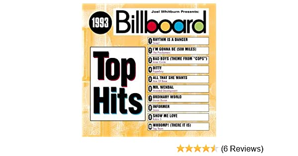 Various Artists - Billboard Top Hits: 1993 - Amazon com Music