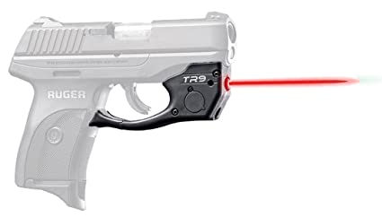 ArmaLaser Ruger LC9 LC9s LC380 EC9, EC9s TR9 Super-Bright Red Laser Sight  with Grip Activation