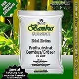 Bambuserde Bambus-Substrat - 10 Ltr. PROFI LINIE Substrat