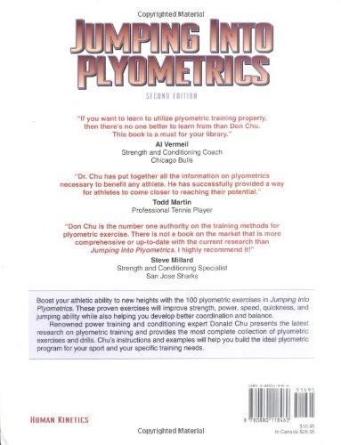 Jumping into Plyometrics, 2nd Edition: Donald A. Chu ...