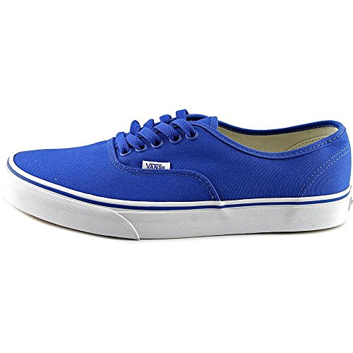 Vans Authentic Menn Oss 8 Blå Joggesko Uk 7 Eu 40,5