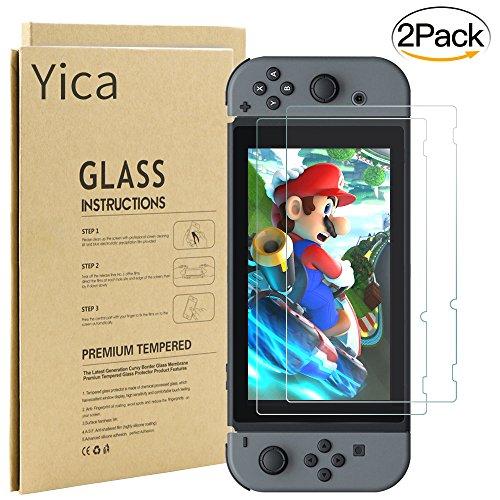 Nintendo Protector Yica Anti Bubble Anti Fingerprint product image