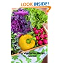 My Vegetarian Recipe Journal: Complete with Measurement Guide (Frederick Fichman Journals) (Volume 14)