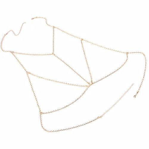 c9f5c70ab07e YIYUE Collar De Plata Fina Collar Cadena Personalizada Diamante Trenzada  Metálica Fina Joyería Collar De Niña Decorados con Oro  Amazon.es  Joyería