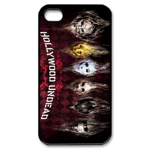 Hollywood Undead Masks Best Custom Cell Phone Case Cover For Apple Iphone 6 Plus 5.5 Inch -
