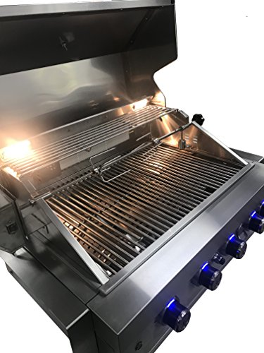 Built In Grill: Mont Alpi MABi400 400 Built-in Grill