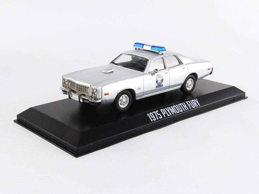 "1975 PLYMOUTH FURY ARKANSAS SHERIFF /""SMOKEY /& THE BANDIT/"" 1//43 GREENLIGHT 86581"
