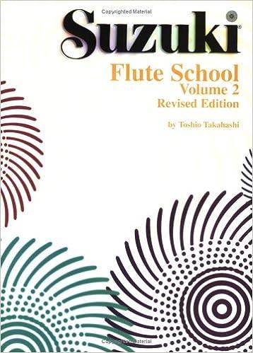 Book 002: Suzuki Flute School, Vol. 2