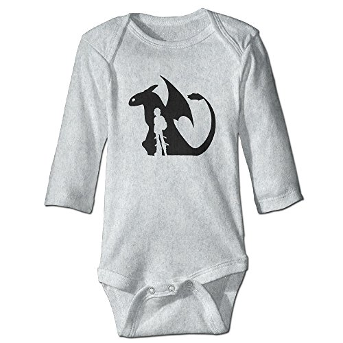 kids-how-to-train-your-dragon-black-sleepwearnovelty-baby-onesie-clothes